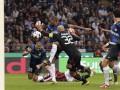 Интер в меньшинстве побеждает Милан