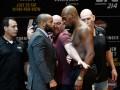 UFC 214: Кормье перевесил Джонса на 200 граммов