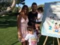 Супруга Месси подтвердила, что ждет третьего ребенка