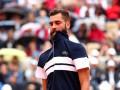 Французский теннисист во время матча пытался заказать еду через арбитра