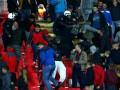 На трибунах произошла потасовка перед матчем между Ливерпулем и Црвеной Звездой
