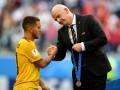 Азар: После матча с Англией я заслужил звание лучшего игрока ЧМ-2018