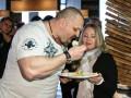 Ващук и Вирастюк сходили на мастер-класс от итальянских поваров