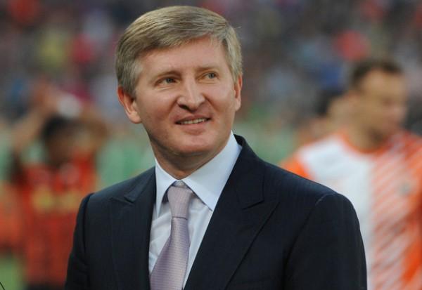 Ринат Ахметов - президент донецкого Шахтера