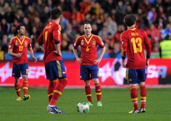 Сборная Испании на ЧМ-2014