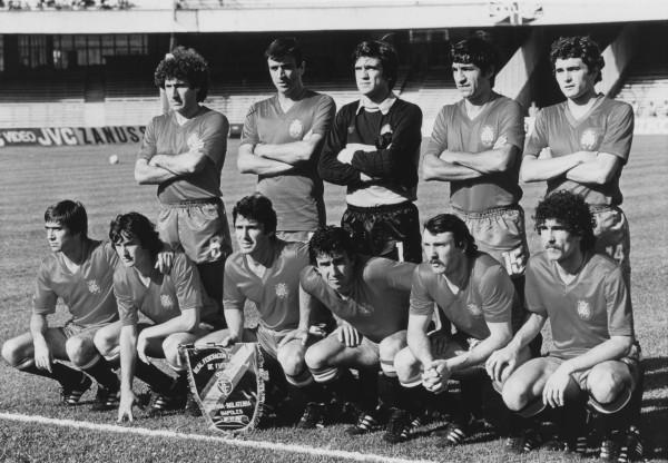 Сборная Испании (1980 год)