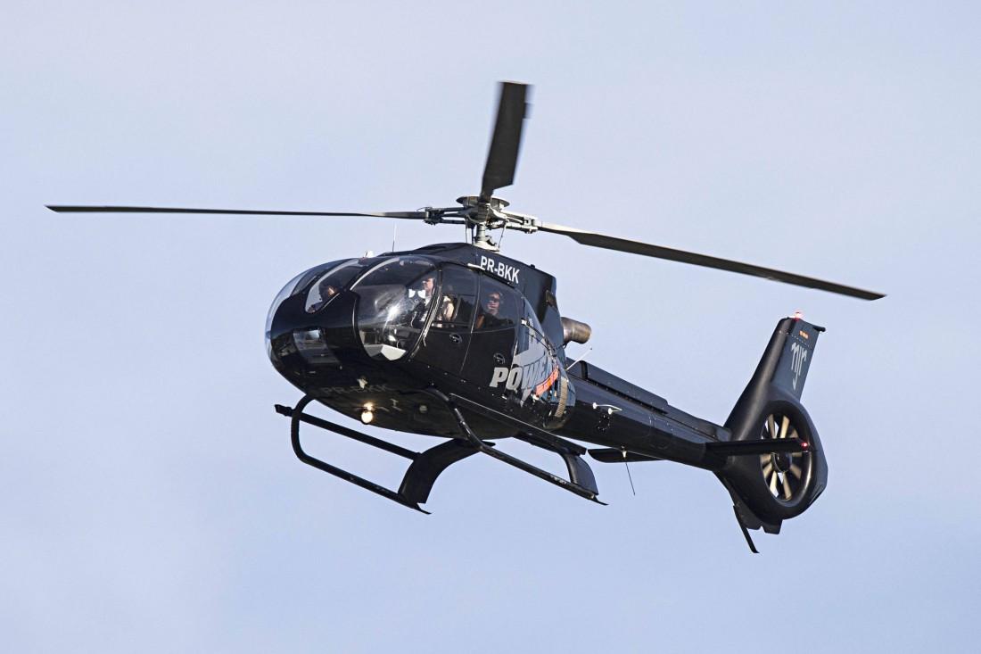 Вертолет Неймара