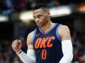Роскошный данк Уэстбрука – среди лучших моментов дня в НБА