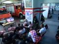 Хорватские пожарные поразили скоростью, сорвавшись с просмотра пенальти своей сборной