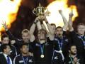 Фотогалерея: Чернее черного. Новая Зеландия выиграла Кубок Мира по регби