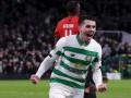 Селтик - Ренн 3:1 видео голов и обзор матча Лиги Европы