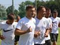 Александрия в товарищеском матче проиграла команде, выступающей в Третьей Бундеслиге