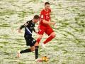 Бавария сенсационно сыграла вничью с аутсайдером Бундеслиги