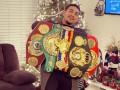 Лопес стал лучшим боксером года по версии Boxing Scene
