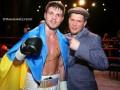 Украинский боксер стал подопечным Майка Тайсона