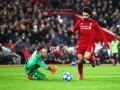 Болельщик Ливерпуля пересказал своему слепому другу гол Салаха, чтобы ему было еще радостнее