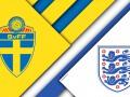Швеция – Англия: когда матч и где смотреть