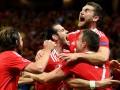 Уэльс - Бельгия: Реакция соцсетей на победу