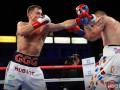 Головкин нокаутировал Мартиросяна во втором раунде