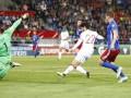 Лихтенштейн - Испания 0:8 Видео голов и обзор матча