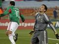 Франция - Мексика - 0:2