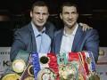 Телеканал Интер покажет ближайшие поединки братьев Кличко