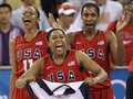 Баскетбол: Сборная США выиграла олимпийский турнир
