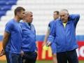 Фоменко: Недостатки в работе увидели еще когда играли с Уэльсом и Кипром