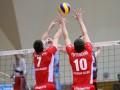 Волейбол: Харьковский Локомотив одержал победу в первом матче 1/8 финала Кубка Вызова