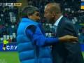 Как тренеры Днепра и Черноморца выясняли отношения