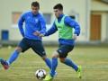 Игрок сборной Украины по футболу заболел бронхитом