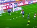 Кубок Италии. Интер обыгрывает Рому благодаря невероятному голу Станковича