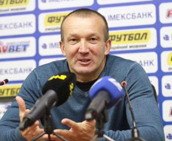 Тренер Черноморца отметил достойную игру своей команды