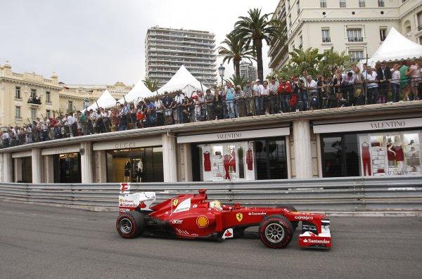 Ferrari и Алонсо добавляют с каждым этапом