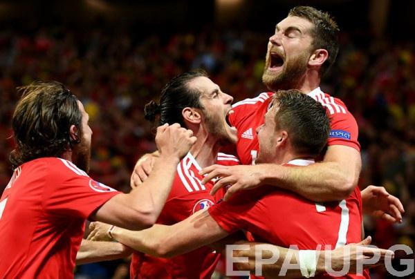 Уэльс сыграет в полуфинале Евро-2016