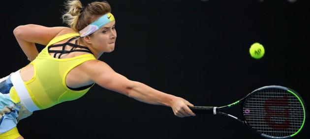 Свитолина уступила Мугурусе в третьем раунде Australian Open
