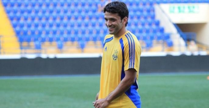 Эдмар поменял планы на отпуск ради сборной Украины