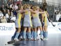 Индорхоккей: Украинки - бронзовые призерки ЧМ