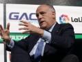 Президент Ла Лиги раскритиковал решение досрочно завершить чемпионат Франции
