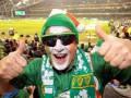 Сборная Эстонии не заметила ирландского фаната, просидевшего весь матч на скамейке запасных