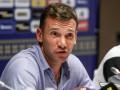 Шевченко: Игра с Сербией - это не подготовка к хорватам