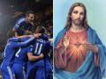 Британские дети верят, что Иисус играл за Челси