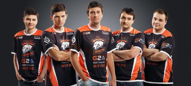 The Kiev Major 2017: Virtus.pro победили в третьем матче кряду