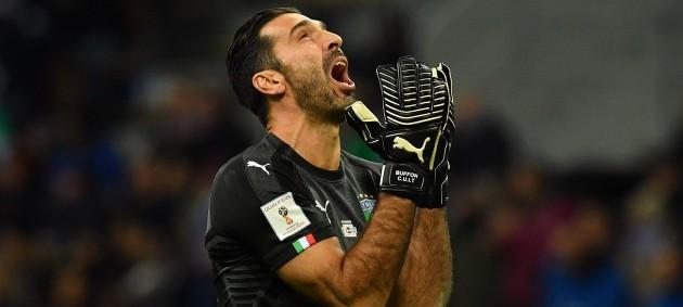 Италия не поедет на чемпионат мира, не сумев обыграть Швецию