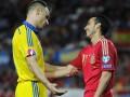 Евро-2016: Испания обыгрывает сборную Украины в матче отбора