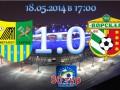 Металлист – Ворскла - 1:0 Видео голов матча