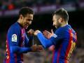 Игроки Барселоны провели видеоконференцию с Неймаром после победы над Реалом