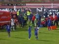 Игрока Порту забрала скорая после столкновения с голкипером соперников