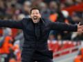 Легенда Атлетико: Симеоне побил рекорд Арагонеса по числу побед во главе клуба