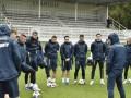 Тесты на коронавирус всех игроков сборной Украины дали негативный результат